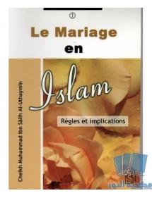 Le Mariage en Islam