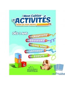 MON CAHIER D'ACTIVITES