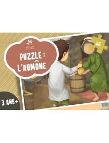 PUZZLE L'AUMONE