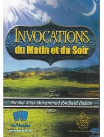INVOCATIONS DU MATIN ET DU SOIR (format poche)